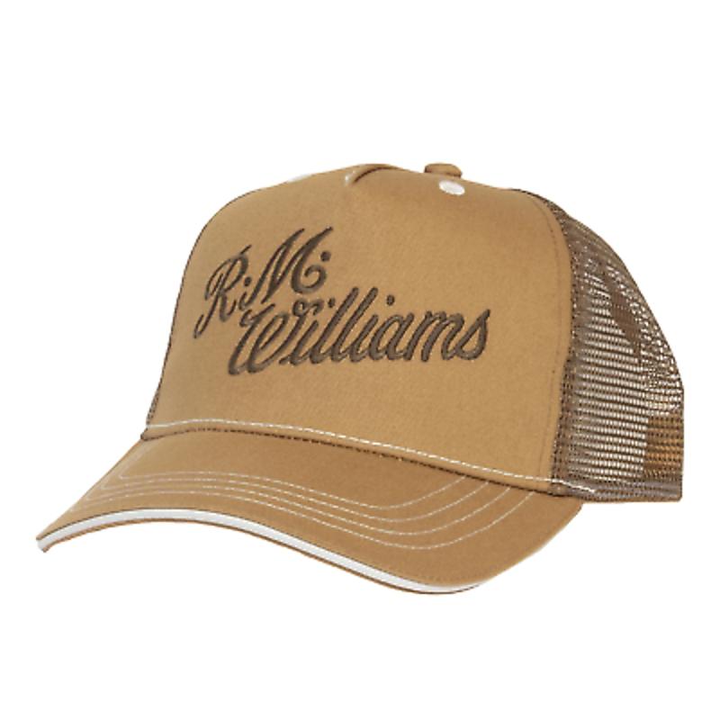 Mũ lưỡi trai - RM Williams Script Trucker Cap - RRP 39.99 - FREE POST