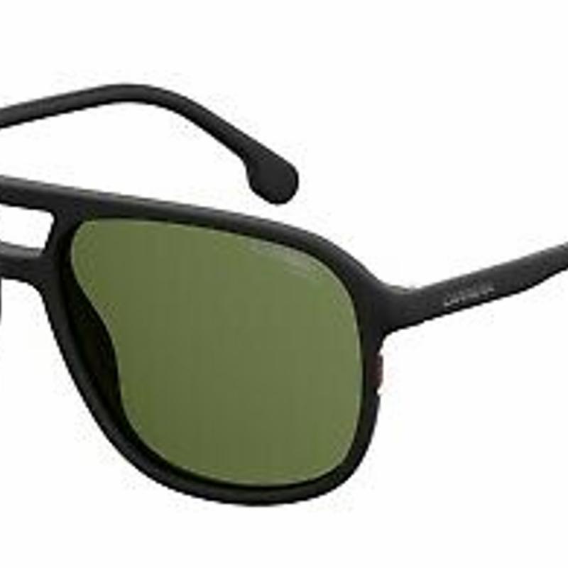Kính mát - Glasses Sunglasses CARRERA 173/S 003 (UC) Black Matt / Green Polarized
