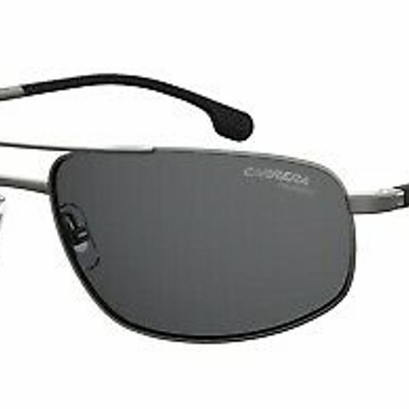 Kính mát Glasses Sunglasses CARRERA 8036/S R80 (M9) Ruthenium Dark/Grey Polarized