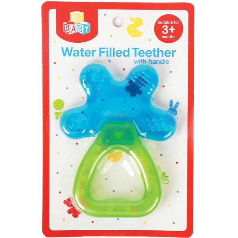 SP cho bé uống nước cầm tay - Go Baby Water Filled Teether with Handle
