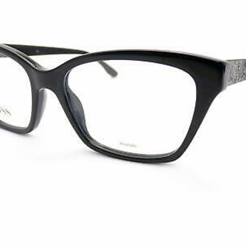 Kính cận HUGO BOSS women's +0.25 to +3.50 Reading Glasses Black/ Textured Silver 0891 UI5