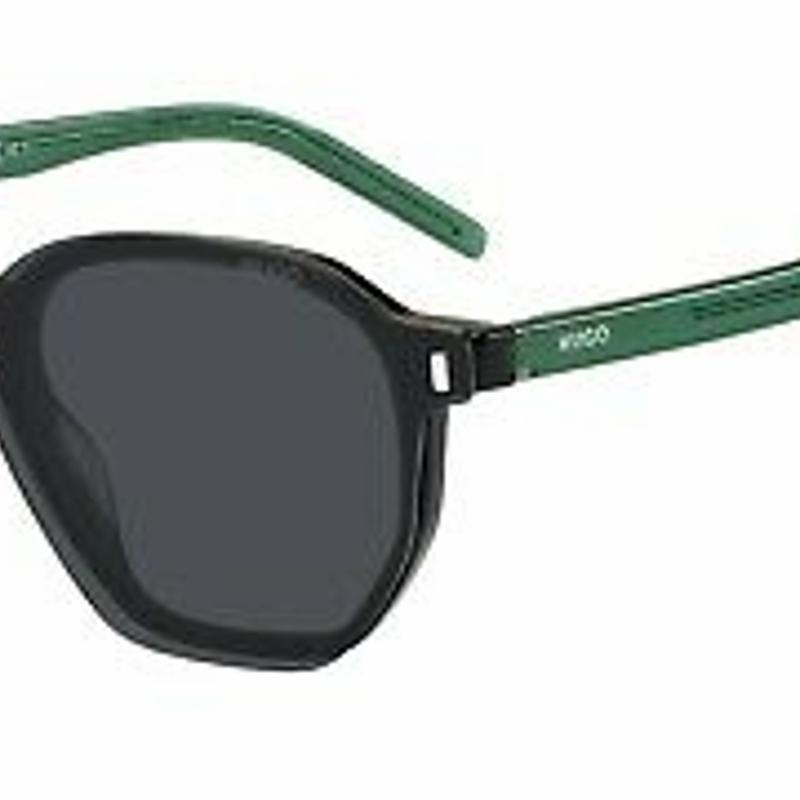 Kính cận Goggle - Eye With Clip Hugo 1110/Cs 01 Ipw (Ir) Havgreen/Grey