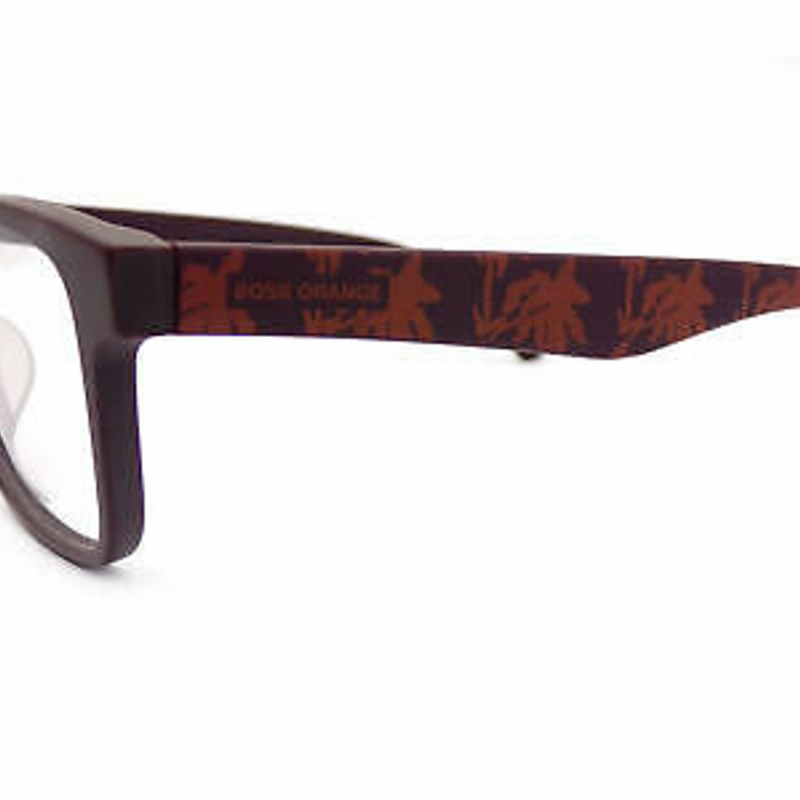 Kính đọc sách - HUGO BOSS ORANGE Reading Glasses +0.25 to +3.50 Matte Burgundy BO 0262 TBF