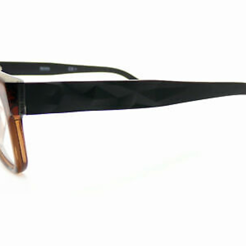 Kính cận HUGO BOSS ORANGE Reading Glasses +0.25 to +3.50 Crystal Brown BO 0240 M83