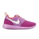 Giày thể thao Juniors NIKE ROSHE ONE GS Purple Textile Trainers 599729 504