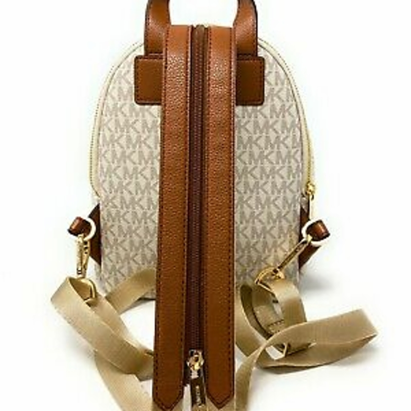 Michael Kors Erin Small Convertible Backpack Crossbody MK Signature