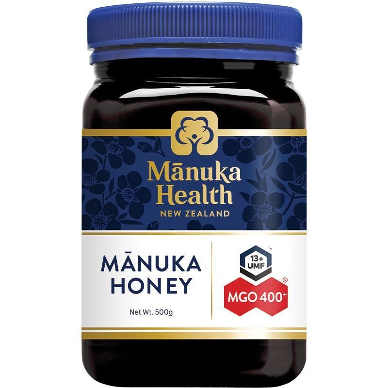 Mật ong - Manuka Health MGO 400+ Manuka Honey 500g (Not For Sale In WA)