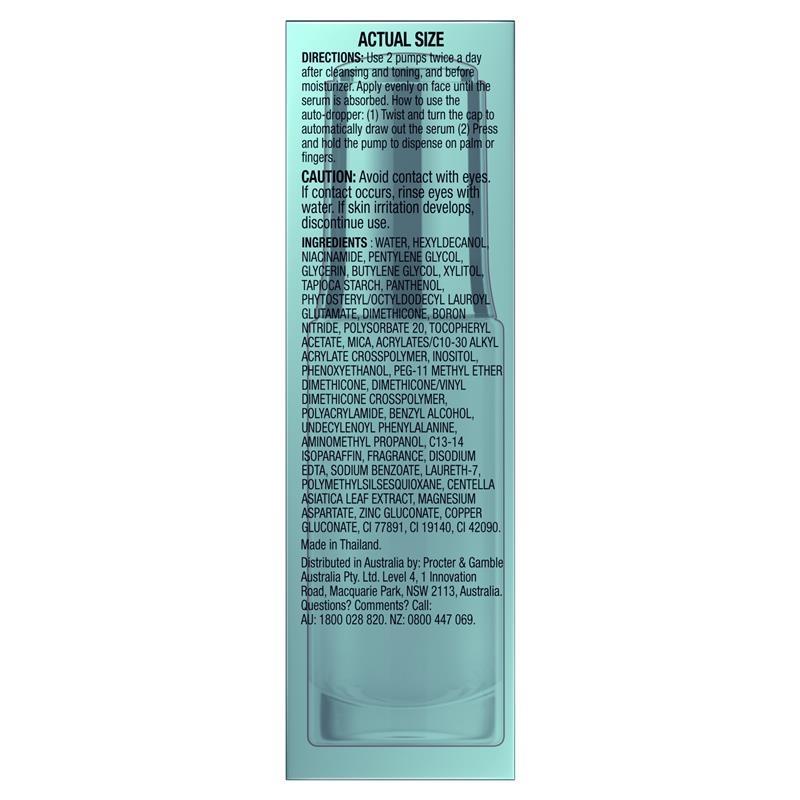Huyết thanh dưỡng da Olay Luminous Cica Super Serum 30ml