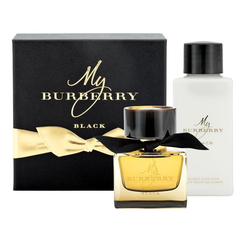Burberry My Burberry Black Eau de Parfum 50ml 2 Piece Set