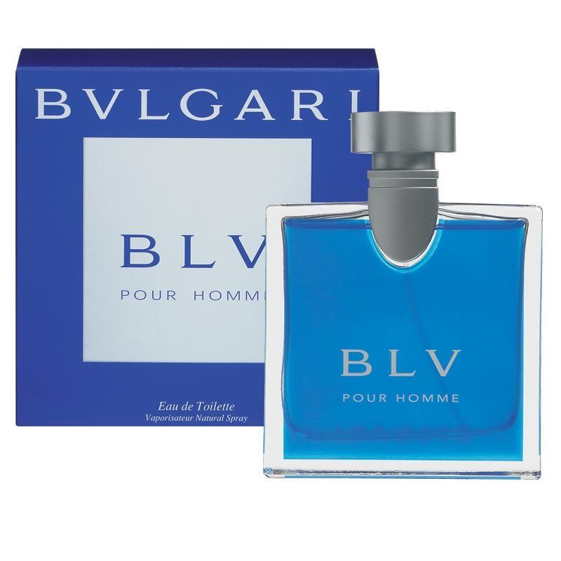 Bvlgari BLV Pour Homme Eau De Toilette Spray 100ml