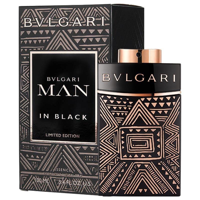 Bvlgari Man Black Essence Eau De Parfum Spray 100ml
