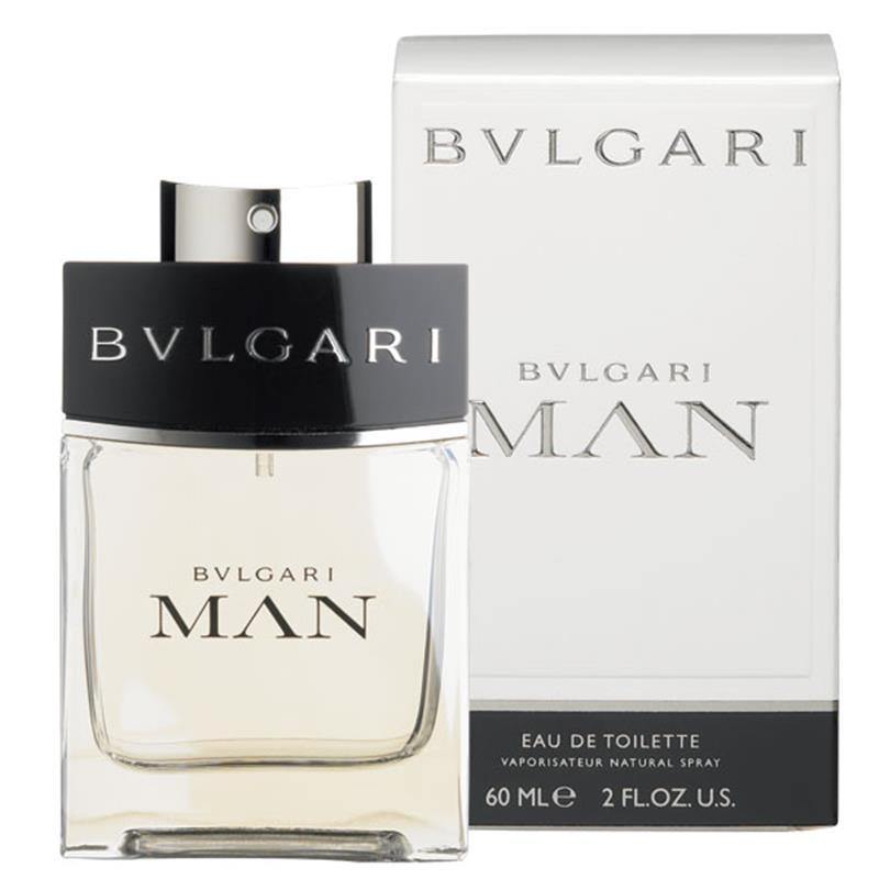 Bvlgari Man Eau de Toilette 60ml Spray