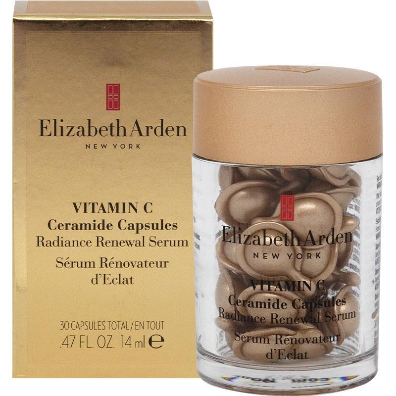 Viên nang chứa serum vitamin C Elizabeth Arden Vitamin C Ceramide Capsules Radiance Renewal Serum 30 Piece