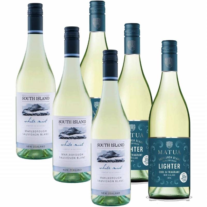 Rượu - Lower In Alcohol Sauvignon Blanc Bundle