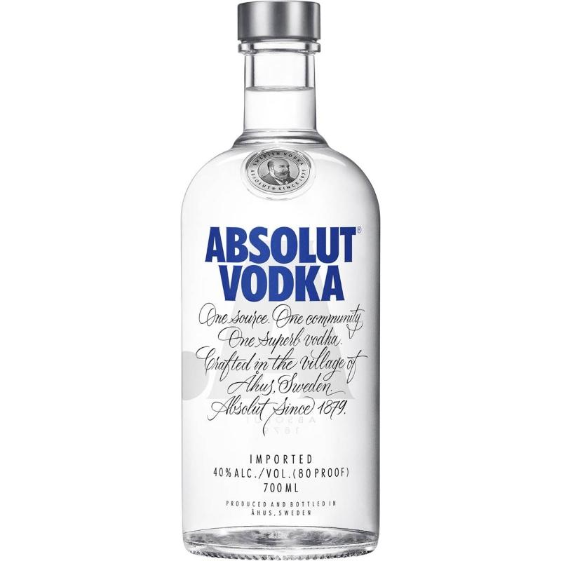 Rượu - Absolut Vodka 700ml