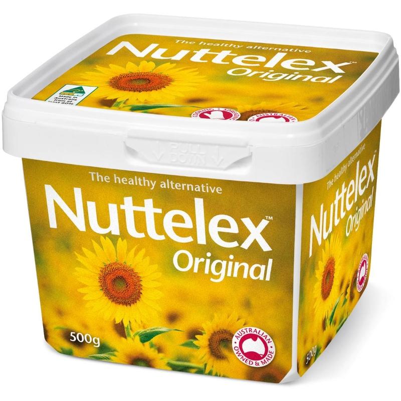 Bơ thực vật - Nuttelex Polyunsaturated Margarine Spread 500g