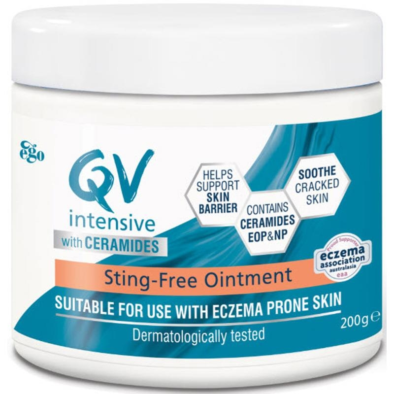 Thuốc mỡ QV Intensive with Ceramides Ointment 200g