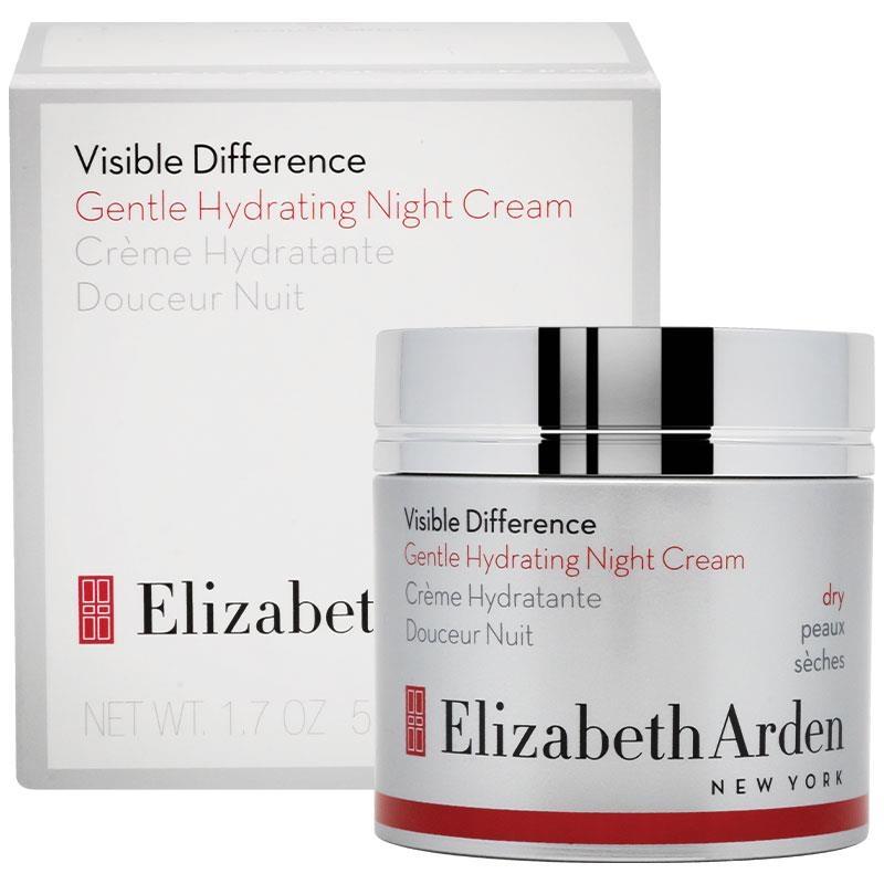 Kem dưỡng ẩm ban đêm Elizabeth Arden Visible Difference Gentle Hydrating Night Cream 50ml