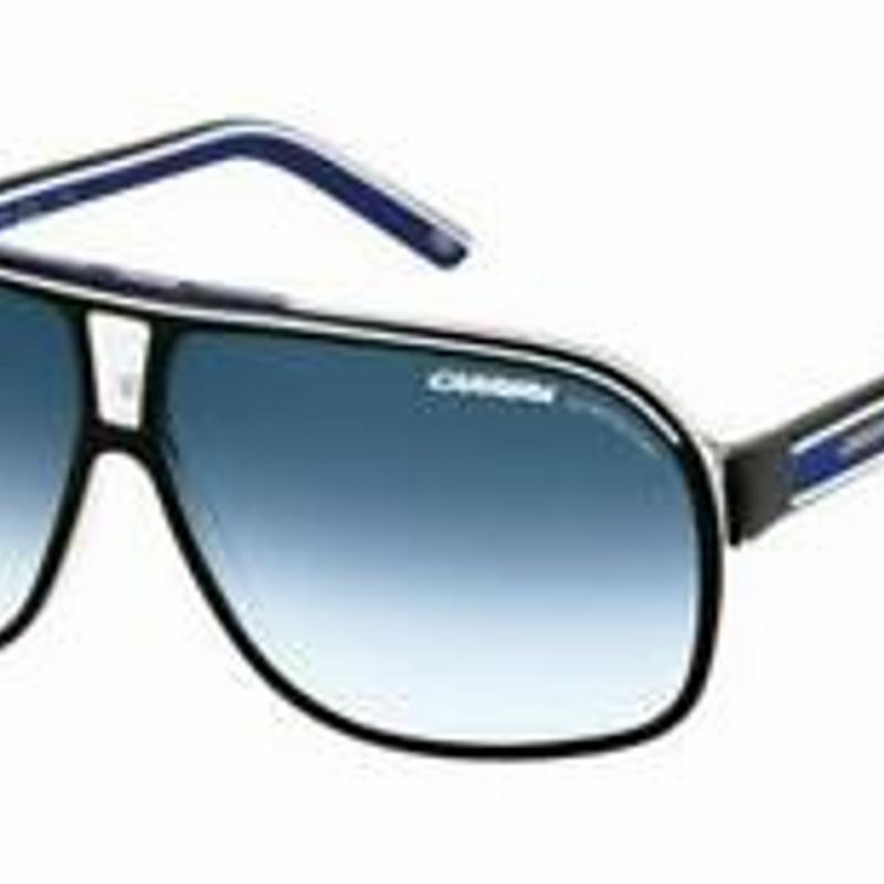 Kính mát - Glasses Sunglasses CARRERA GRAND PRIX 2 T5C (08) Black-Blue/Blue Gradient