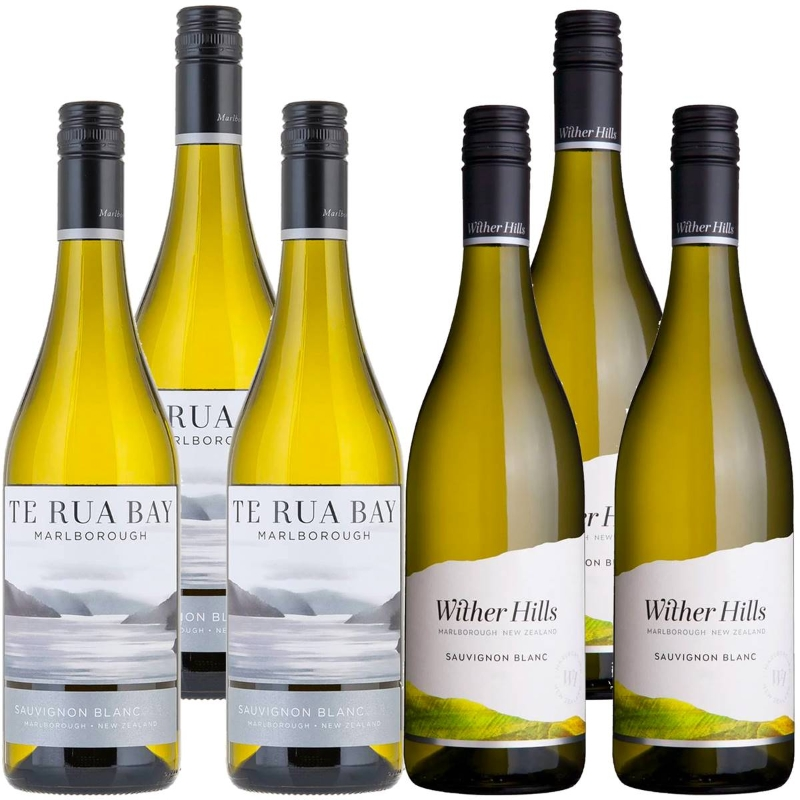 Rượu - Marlborough Sauvignon Blanc Wine Bundle