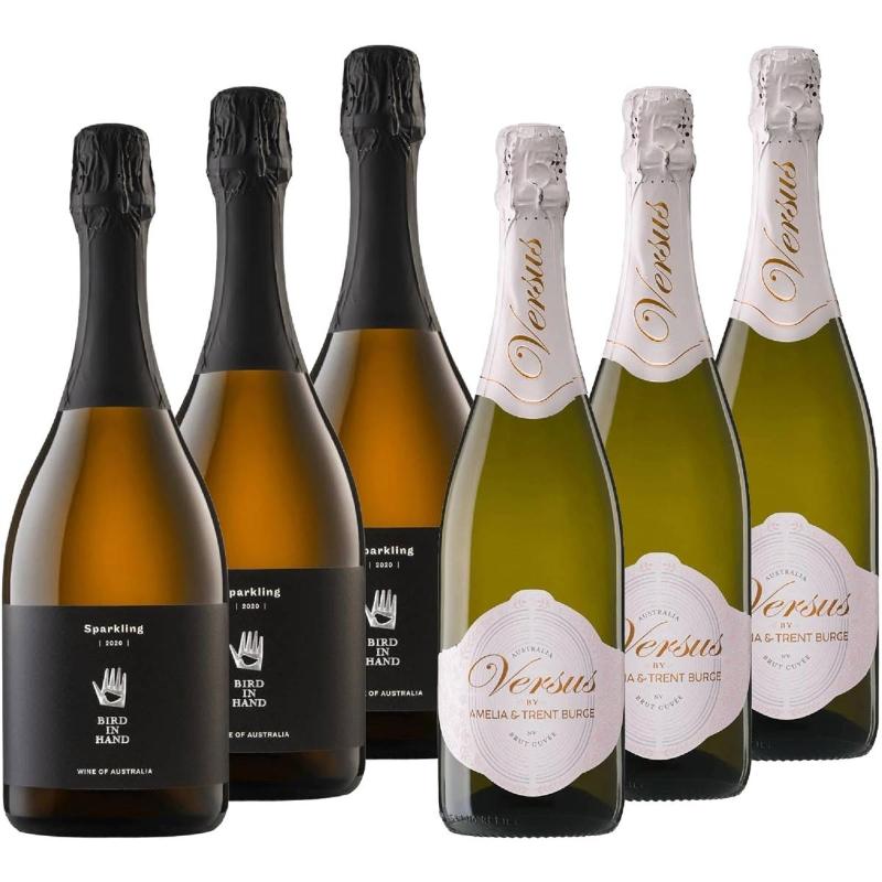 Rượu vang - Premium Sparkling Wine Bundle