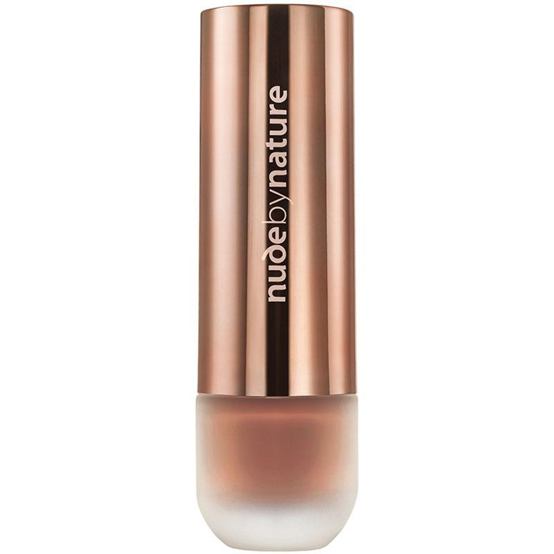 Kem nền Nude by Nature Flawless Foundation C8 Chocolate Online Only