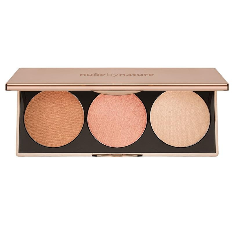 Bảng màu Nude by Nature Highlight Palette