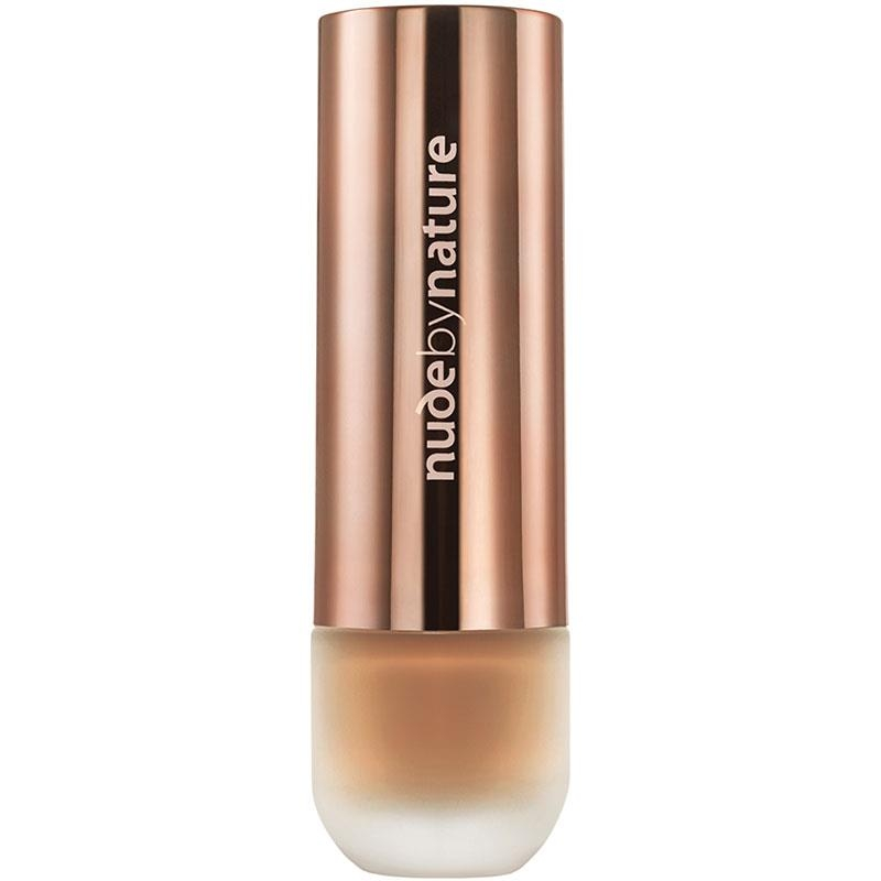 Kem nền Nude by Nature Flawless Foundation W9 Sandalwood Online Only