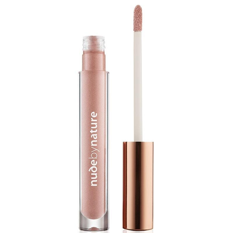 Son bóng Nude by Nature Moisture Infusion Lipgloss 01 Bare