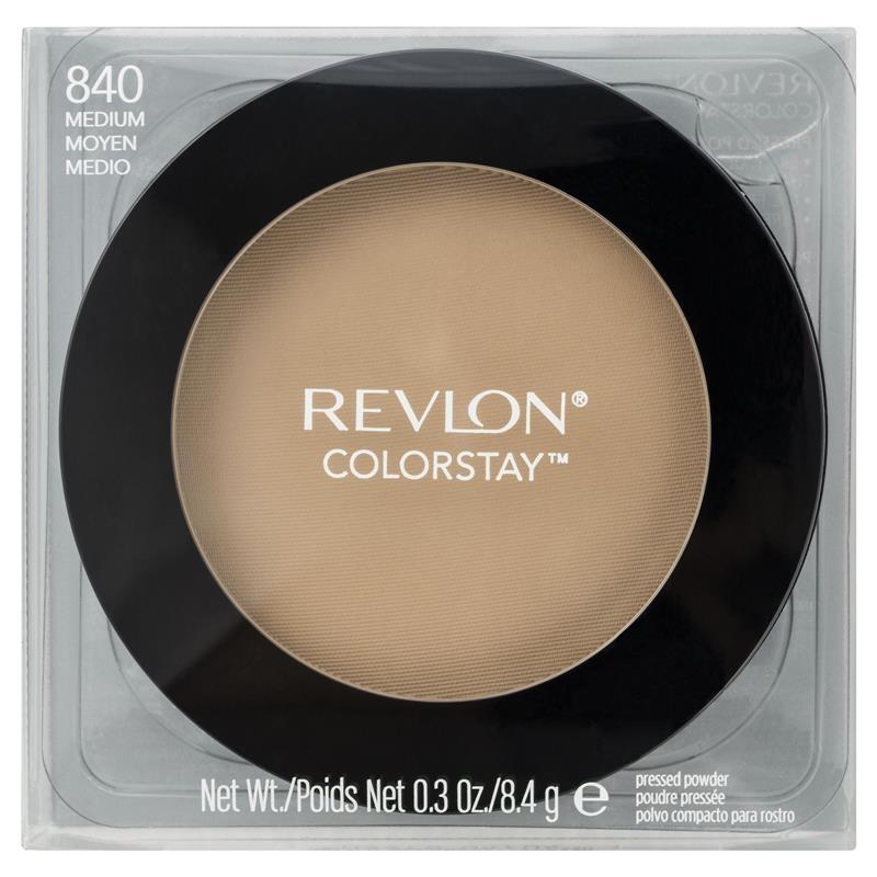 Phấn phủ Revlon Colorstay Pressed Powder Medium