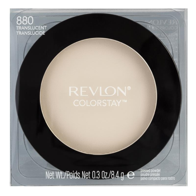 Phấn phủ Revlon Colorstay Pressed Powder Translucent