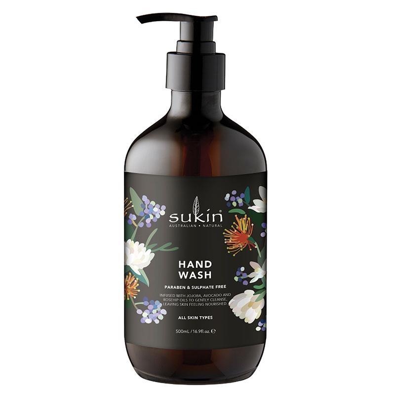 Sữa rửa tay Sukin Kimmy Hogan Hand Wash 500ml