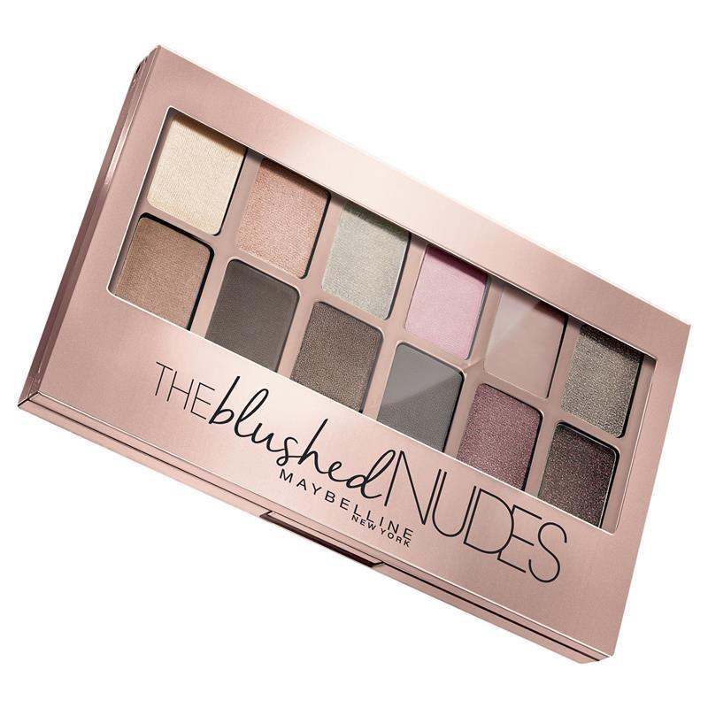 Bảng phấn mắt Maybelline Blush Nudes
