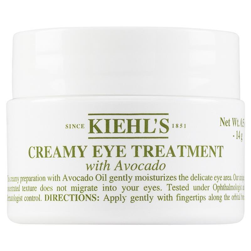 Kem dưỡng mắt Kiehl's Creamy Eye Treatment with Avocado 14ml Online Only