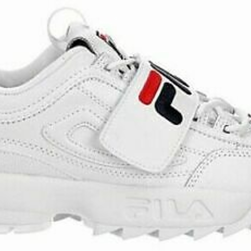 Giày thời trang Fila Disruptor II 2 Premium Women's Shoes Sneakers Casual Fashion NIB
