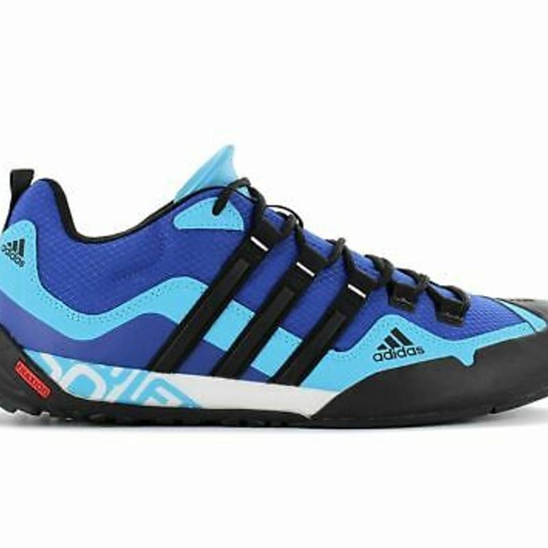Giày đi bộ đường dài Adidas terrex swift Solo Men's Hiking Shoes FX9324 Zustiegsschuhe Outdoor Shoes