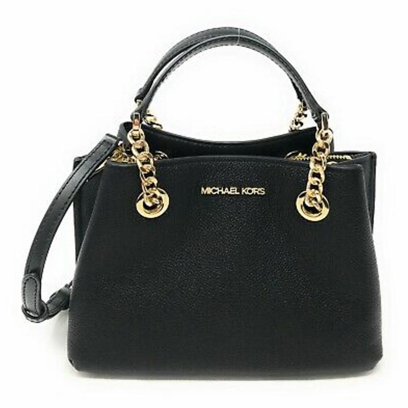 Túi xách da Michael kors Teagen Small Messenger Leather Handbag Crossbody Satchel