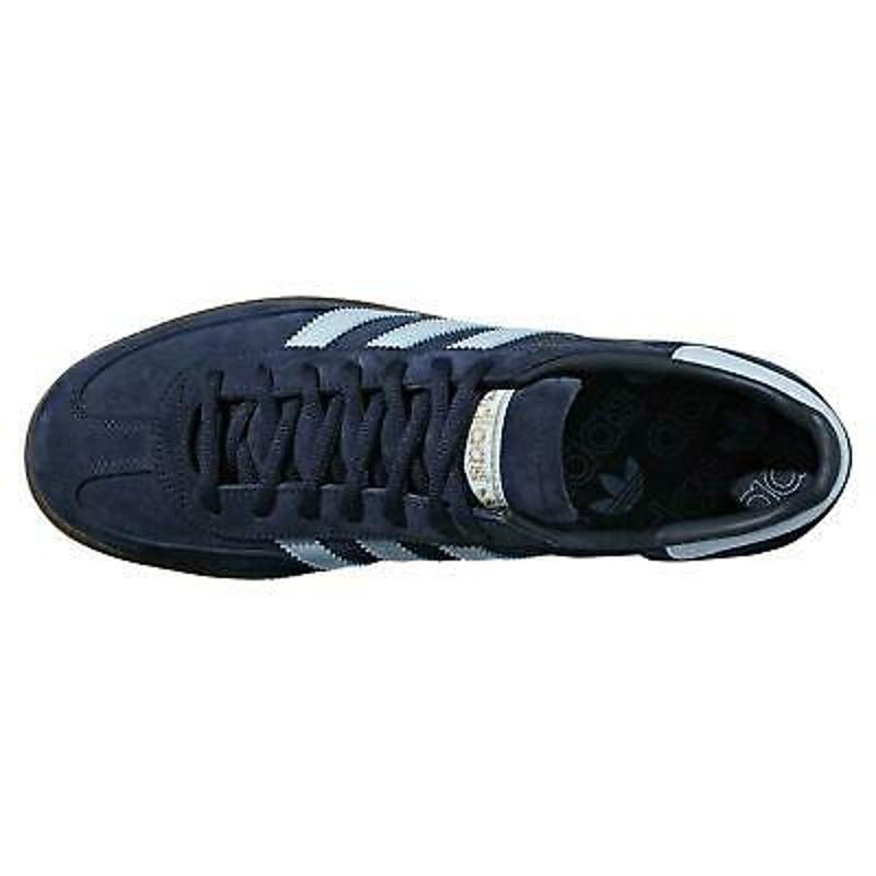 Giày nam - adidas ORIGINALS MENS HANDBALL SPEZIAL TRAINERS SHOES SNEAKERS CASUALS NAVY BLUE