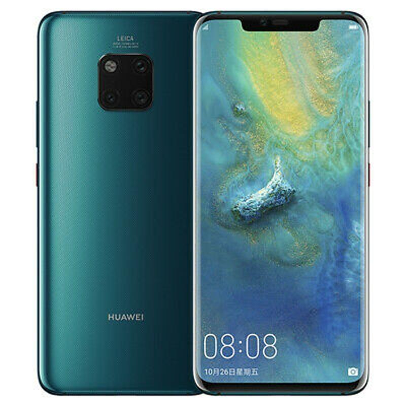 """Điện thoại di động -Huawei MATE 20 Pro LYA-L29 8+256GB Dual Sim (FACTORY UNLOCKED) 6.39"""" Smartphone"""