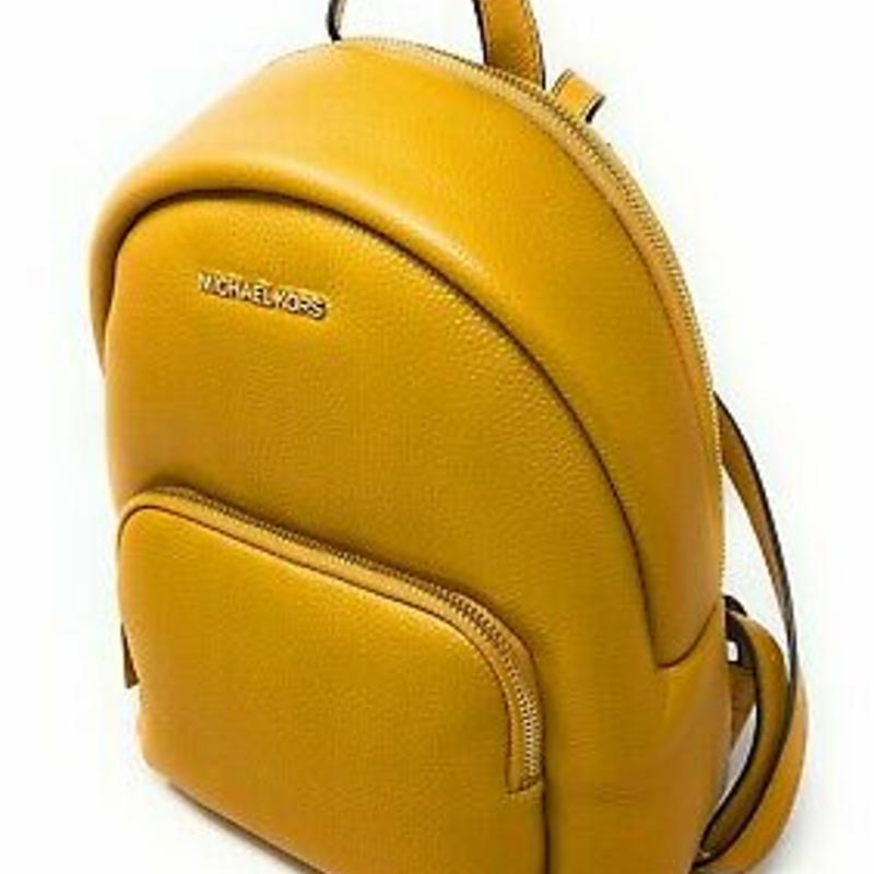 Ba lô Michael Kors Erin Medium Convertible Backpack Crossbody MK Signature