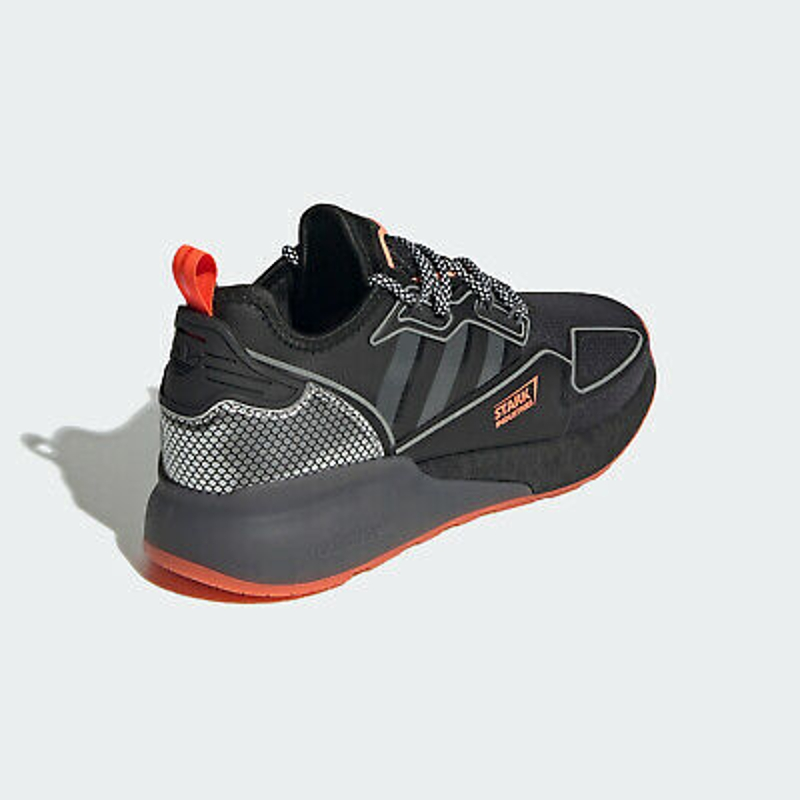 Giày thể thao nam Adidas Originals ZX 2K Boost Marvel [H02560] Men Casual Shoes Iron Man Black/Red