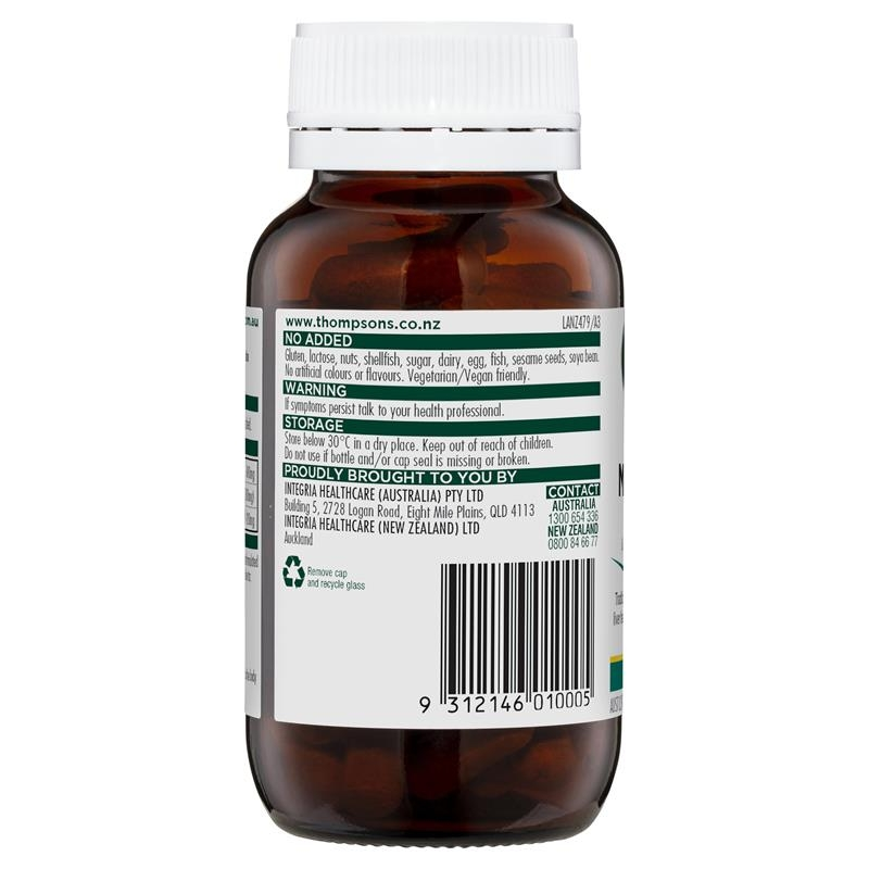 Thompson's One-a-day Milk Thistle 42000mg 60 Capsules