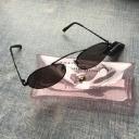 Quay Australia X Finders Keepers Women's Final Stand Sunglasses - Black / Smloke Kính râm th?i trang