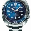 New Seiko Automatic Prospex Blue Wave Turtle Divers 200M Men's Watch SRPD21