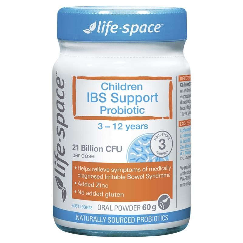 Life Space Childrens IBS Support Probiotic 60g