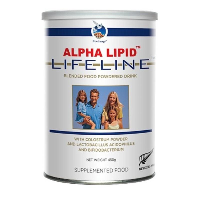 Sữa non Alpha Lipid ™ Lifeline ™ 450g