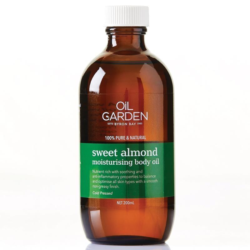 Oil Garden Sweet Almond Oil 200ml