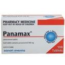 Panamax 500mg 100 Tablets