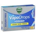 Viên ngậm Vicks VapoDrops + Cough Sugar Free Lemon Menthol 16 Lozenges