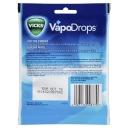 Viên ngậm Vicks Vapodrops Blue Cooling Peppermint Lozenges 24